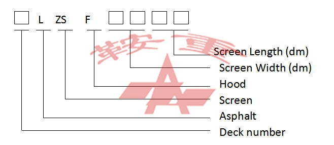 LZSF Series Asphalt Linear Vibrating Screen