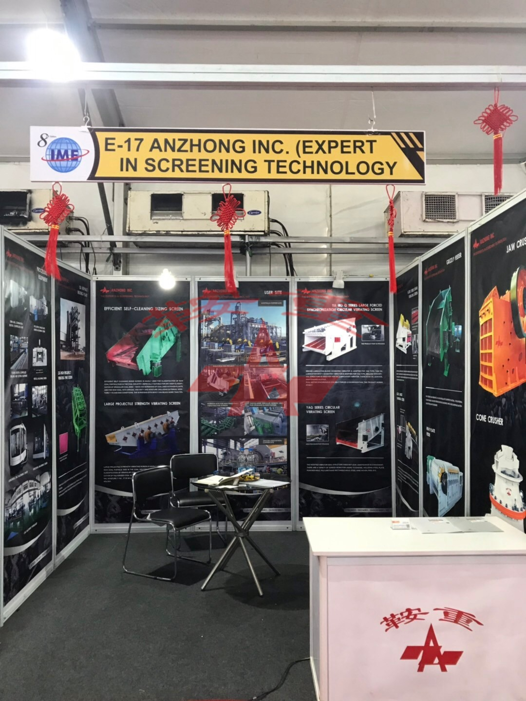 WELCOME to visit us at 8th International,Mining,Equipment,Minerals