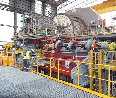 ZKK4285 Used in Peru Copper Site