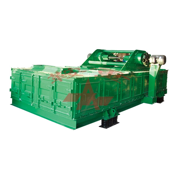 PZK Series High Frequency Linear Vibrating Screen