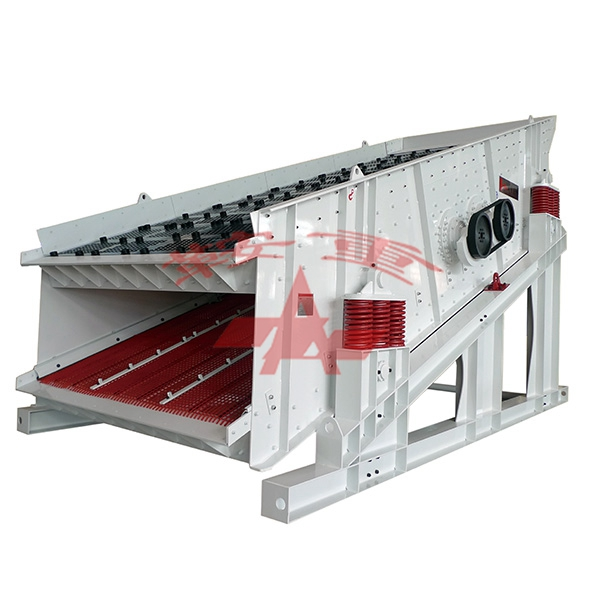 Y(A/K)Q Series Double Shaft Forced Synchronization Elliptical Vibrating Screen
