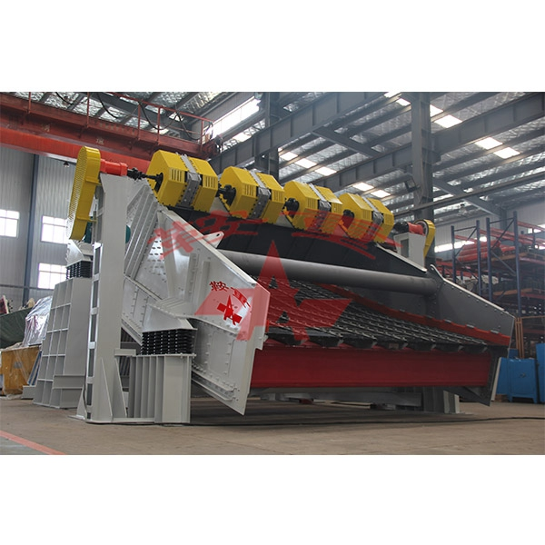 GJZX Series Banana Linear Vibrating Screen