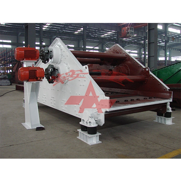 Large Linear Vibrating Screen price