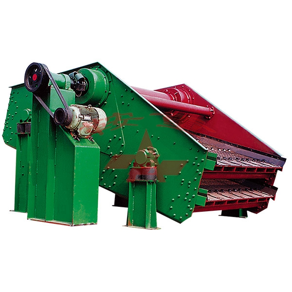 Yk Series High Frequency Circular Vibrating Screen