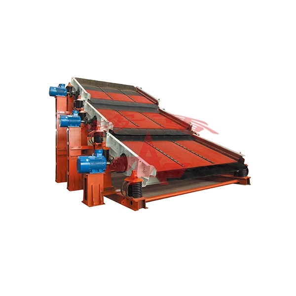 GDZS Units Combination Vibrating Screen