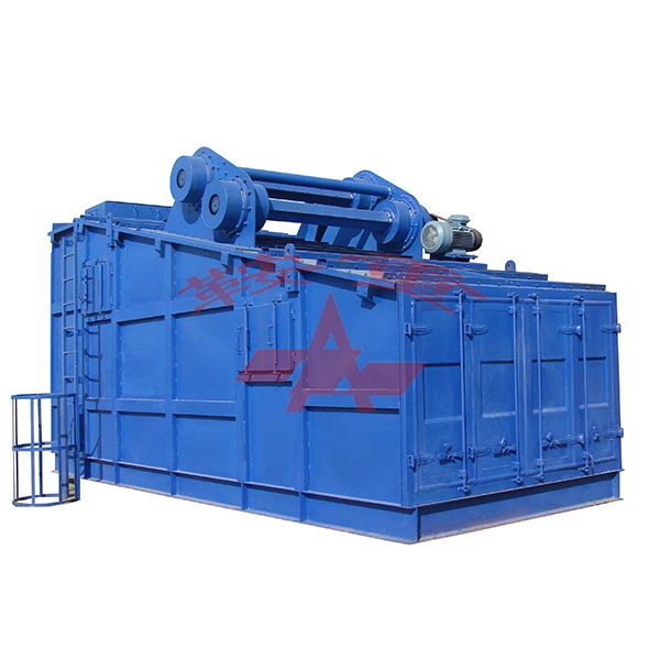 LZSF Series Asphalt Linear Vibrating Screen