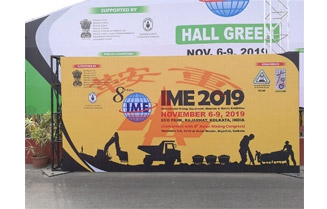 WELCOME to visit us at 8th International,Mining,Equipment,Minerals&Metals Exhibition