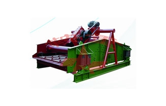 Linear Vibrating Screen common faults and repair solutions
