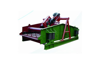 How to Prevent Dust from Flying During the Operation of the Vibrating Screen?