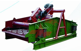Main Points of Debugging of Linear Vibrating Screen