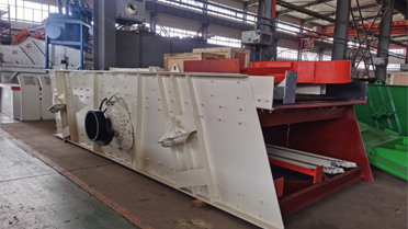 Manufactured for the Largest Raw Coal Crushing and Screening Operator in Xinjiang